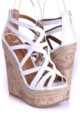 platform wedges.... I have a pair of platform wedges and they are so comfy i definitely recommend them to anyone thinking of getting a pair!!