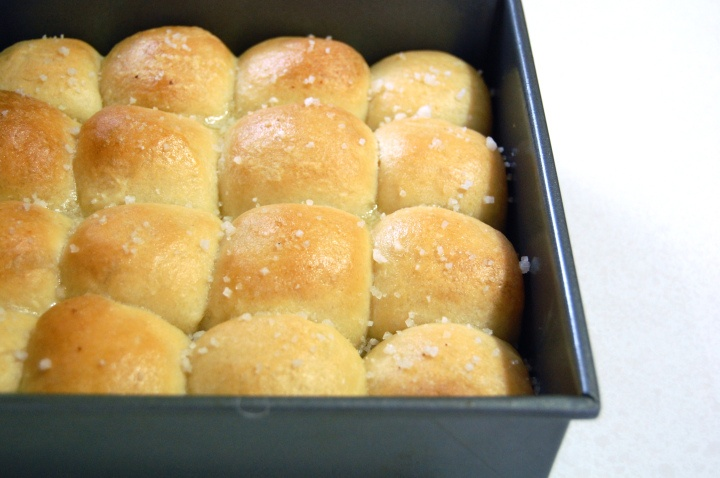 parker house rolls | Breads, Dips, and Cheese | Pinterest