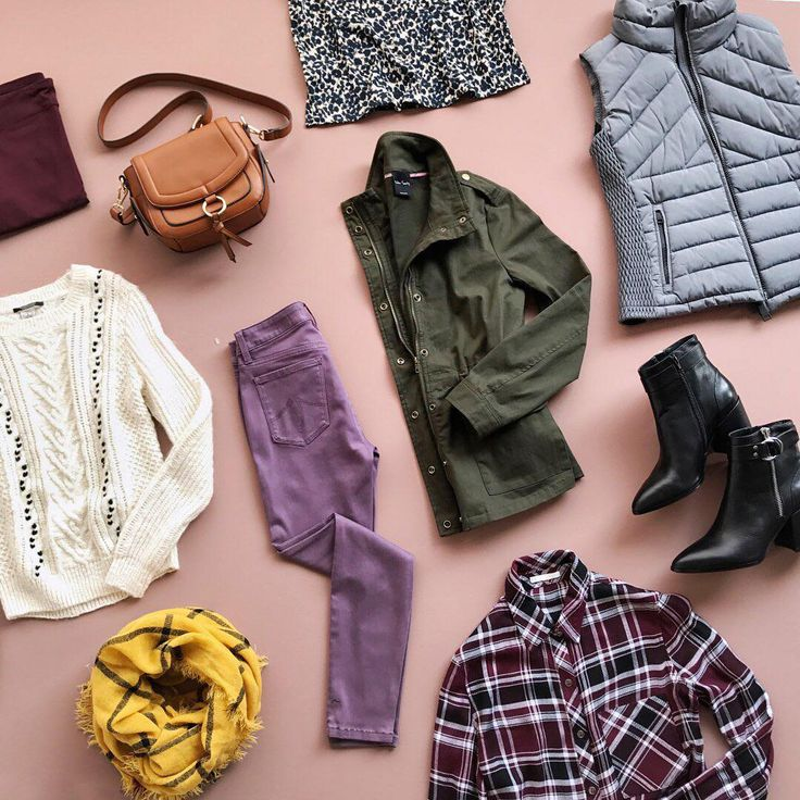 Take 10. Get the download on all 10 fall fashion essentials you need now.