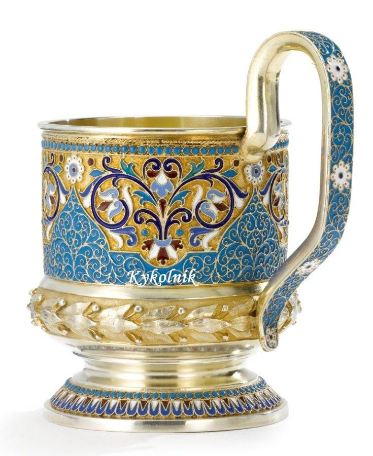 kykolnik   Русские эмали. Овчинников Павел Акимович (Россия, 1830 - 1888). Часть 2