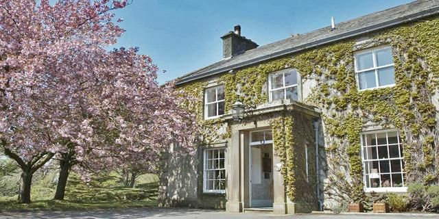 Farlam Hall, Cumbria, England. A beautiful traditional country house ideal for a peaceful getaway this autumn. Visit: http://bit.ly/1SeUjtt #charming #small #hotels #charmingtravel #travel #trips #visitengland #england #exploreengland #rooms #hotelstay #englishhotels #autumn #autumntravel