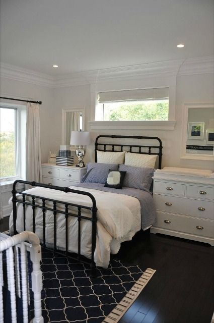 Master Bedroom Ideas With Baby Crib: 25+ Best Ideas About Nursery Guest Rooms On Pinterest