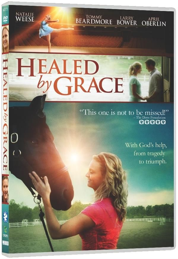 DVD Healed By Grace / Running Time: 112 Minutes   WORD Bookstores