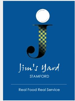 Jim's Yard: Very popular Stamford restaurant. Advisiable to pre-book - especially Saturday nights. http://www.jimsyard.biz