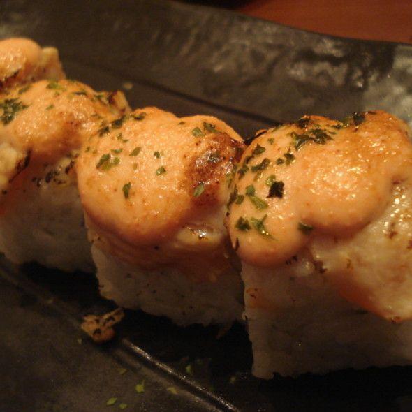 Sushi @ Sushi Tei