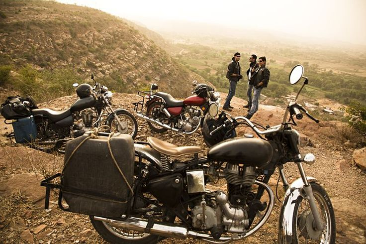 5 Memorable Motorcycle Tour Destinations and Tours in India