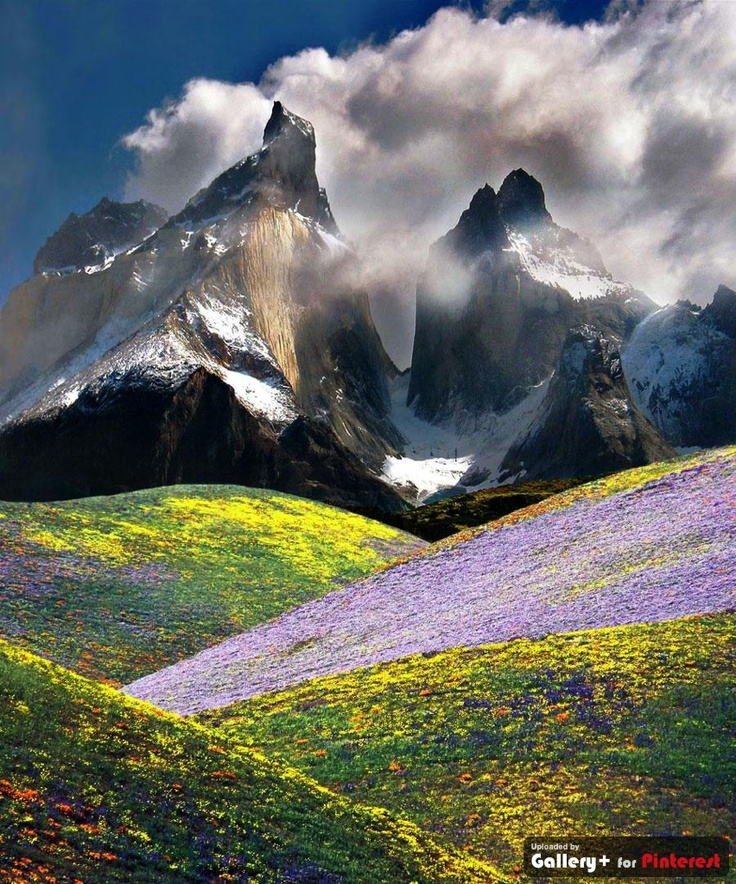 ✮ Beautiful!: Bucket List, Chile, Patagonia, South America, Beautiful Places, Travel, Beauty, Landscape