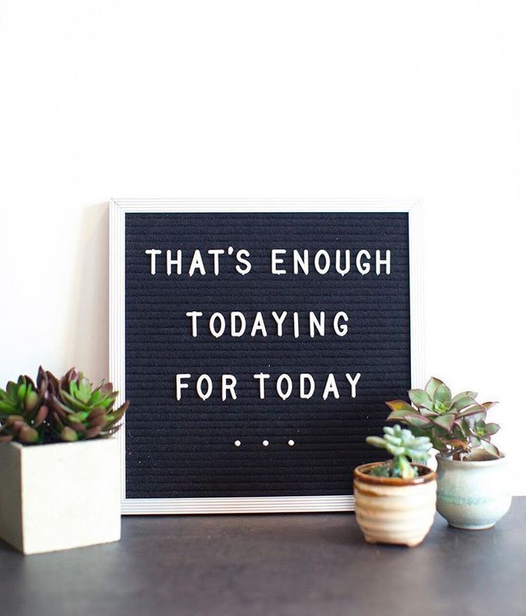 quotes to reside by – letter board quotes – Instagram content material concepts