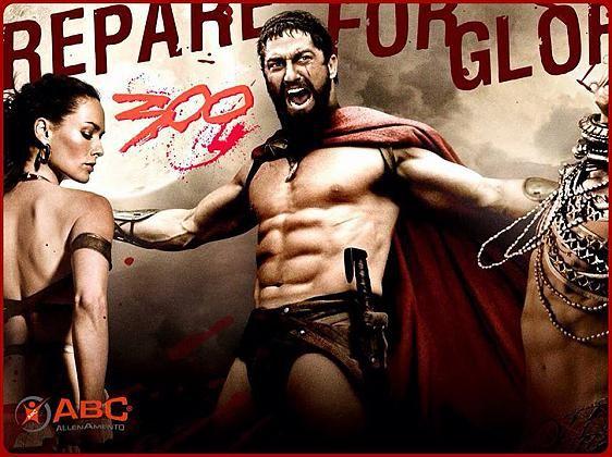 Addominali da Spartano - 300 Workout