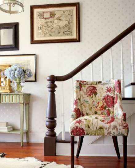 Thibaut Longwood Upholstered Chair