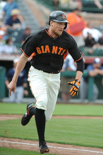 Hunter Pence - Milwaukee Brewers v San Francisco Giants