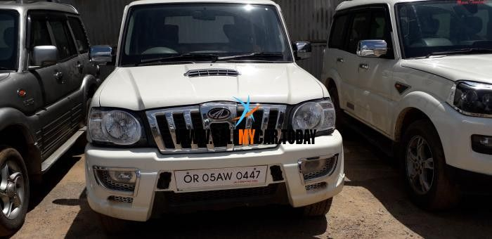 Second Hand Mahindra Scorpio For Sale In Odisha At Salemycar Today Used Cars Online Used Cars Small Luxury Cars