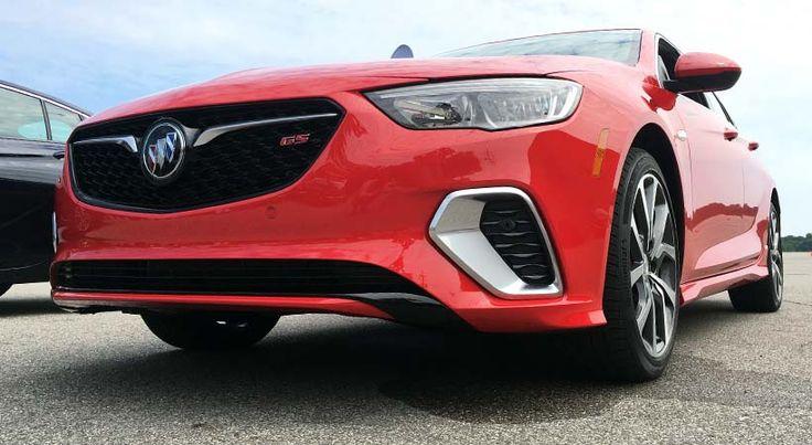 Buick Regal GS 2018, lujo, diseño, potencia y buen precio - http://autoproyecto.com/2017/07/buick-regal-gs-2018.html?utm_source=PN&utm_medium=Pinterest+AP&utm_campaign=SNAP