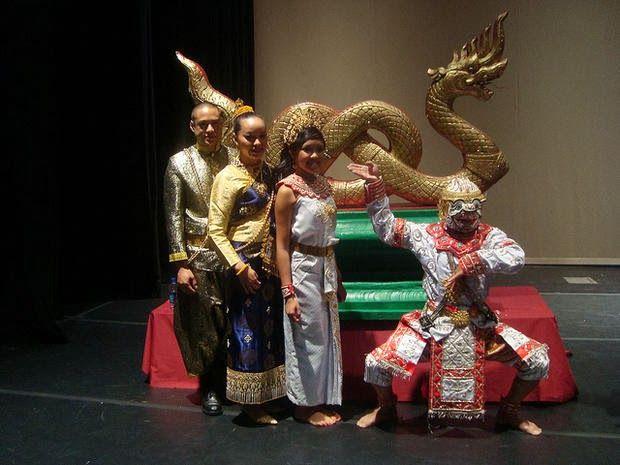 Lao Artists Festival, 2010 in Elgin Illinois