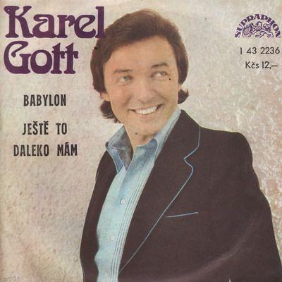 LP Supraphon - Karel Gott