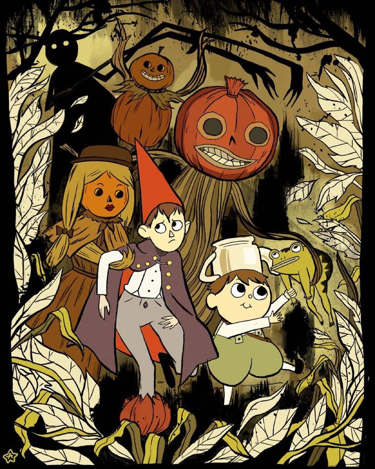 40 Best Images About Over The Garden Wall On Pinterest Over The Garden Wall Halloween And