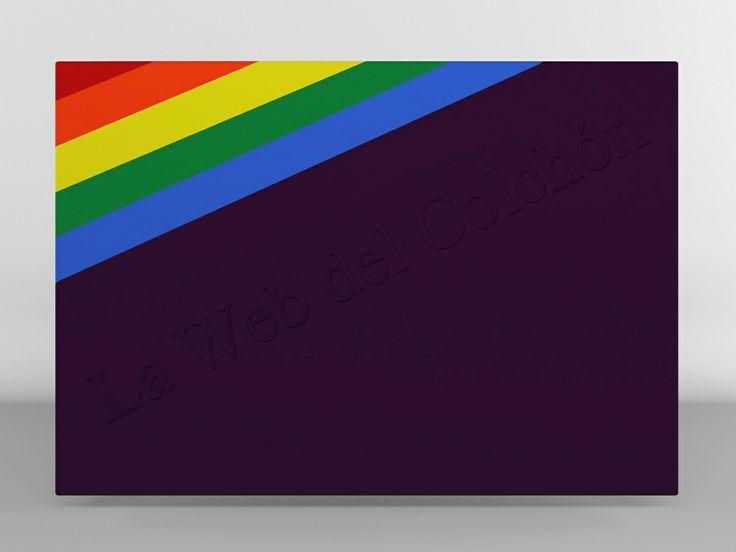 Cabecero Pandora Bandera Orgullo Gay