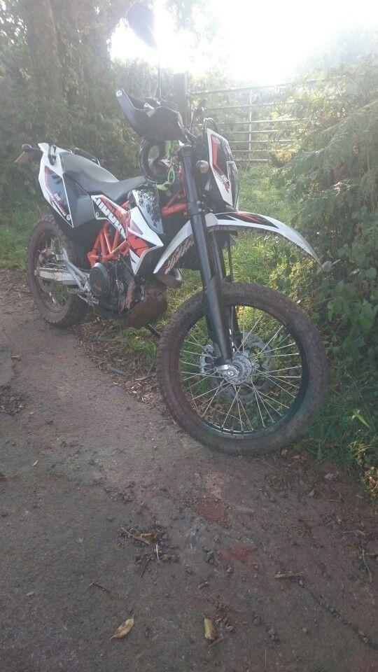 690 Goes wild in Devon