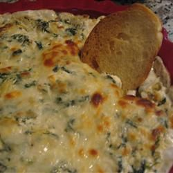 Restaurant-Style Spinach and Artichoke Dip. Rich and ...