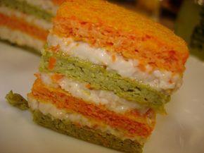 Une recette à réaliser en guise d'amuses bouche ou en entrée. Une manière de consommer des légumes sans même sans rendre compte tellement c'est bon. Ingrédients: 500 g de purée de carottes (en palets congelés) 500 g de purée de brocolis (en palets congelés)...