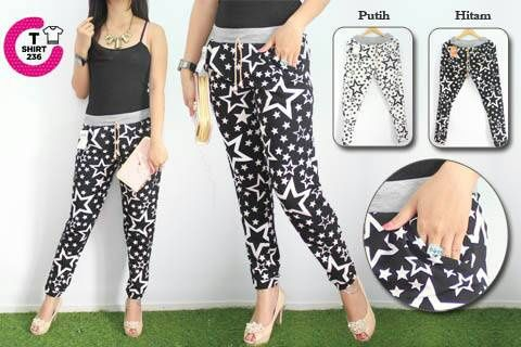 Yuk tambah koleksi celana joger di lemarimu dngan membeli aneka joger pants wanita di    https://www.tokopedia.com/monasindo new celana long pants E1407075 - monasindo | Tokopedia