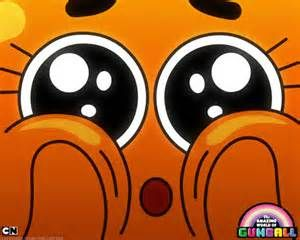 The Amazing World Of Gumball Fishy Faces :)
