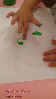 Οι παραμυθένιες: Δακτυλοδιασκεδάζουμε!!