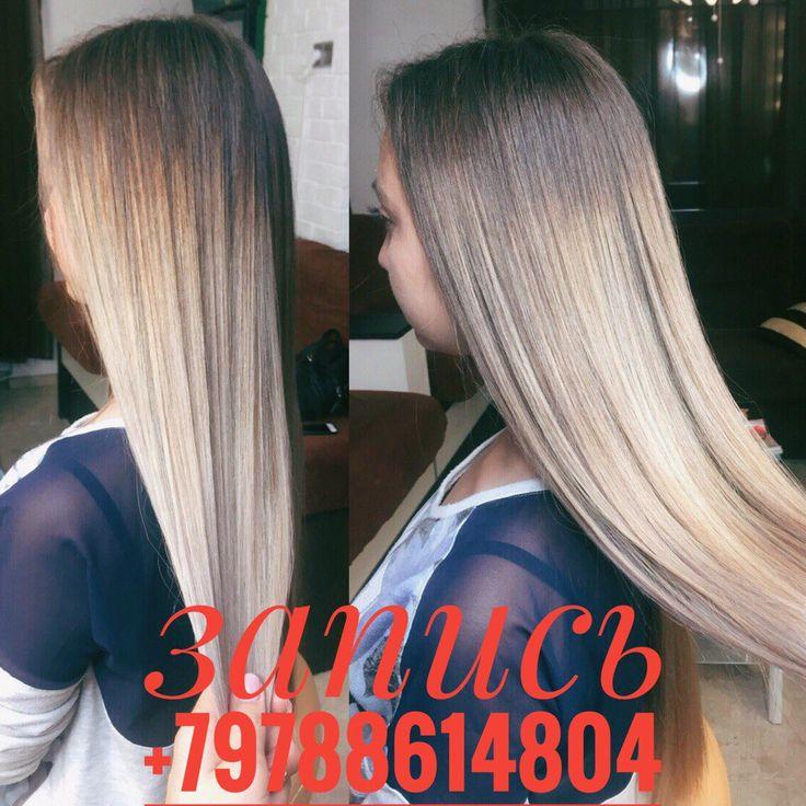 Наша красавица Рапунцель 😻😻😻 Просто волшебные волосы теперь украсились ещё таким оттенком!  Напоминаем, что у нас в салоне MAYA вы можете сделать модное окрашивание шатуш ☝🏻  Работа стилисты Алёны Наумчук.  Запись ☎ +7 978 861 48 04 Онлайн-запись: http://arn.su/1h0 ________________ ▶ #работы_mayasalon ◀ #mayasalon #салонкрасотымайя #балаяж #салонкрасотысимферополь #шатуш #окрашиваниесимферополь #стилистсимферополь #парикмахерсимферополь#vscocrimea #vscosimferopol #hairstyle #blonde…