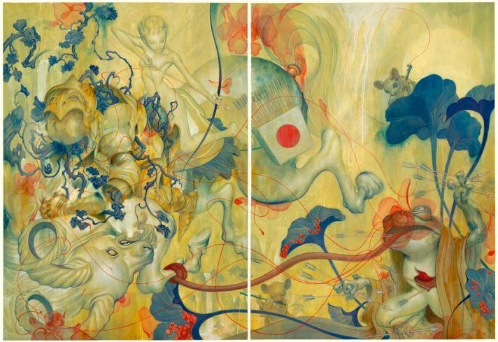 "James Jean, ""Ballad,"" 2008"