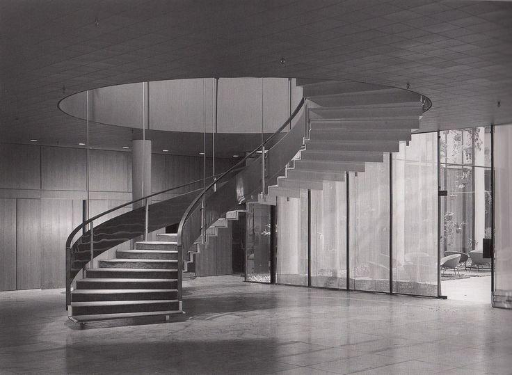 SAS Housein Copenhagen by Arne Jacobsen