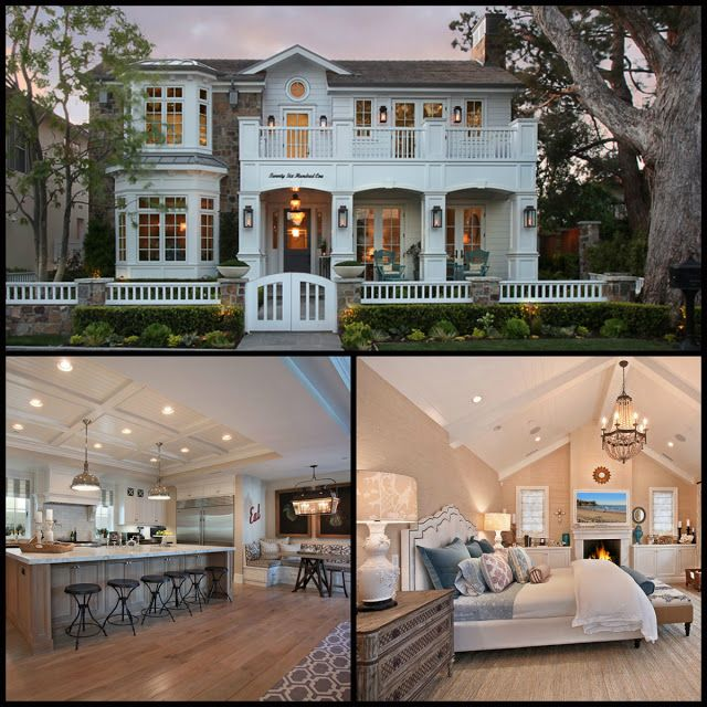 Elegant Beach House Decor: Best 25+ California Beach Houses Ideas On Pinterest