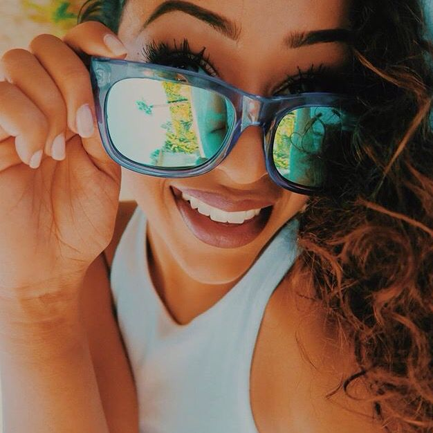 ((Liza Koshy)) Hello! My name is Elizabeth or you can call me Liza. I'm 18 and single. I'm very social and I like to party and also shop a little. I'm a little tomboyish. Come say hi?