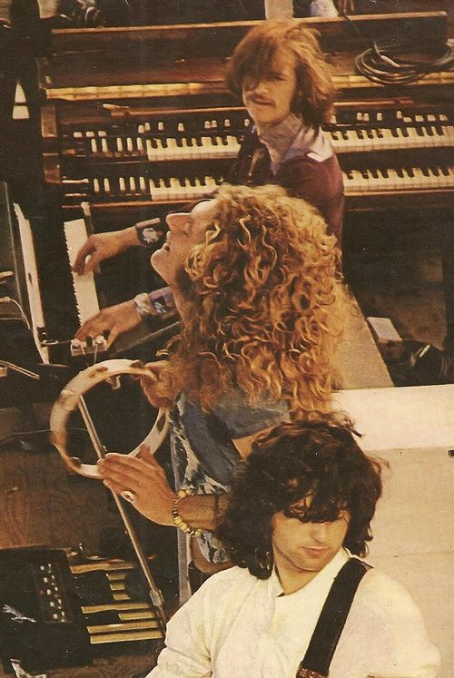 Page, Plant, & Jones Led Zeppelin