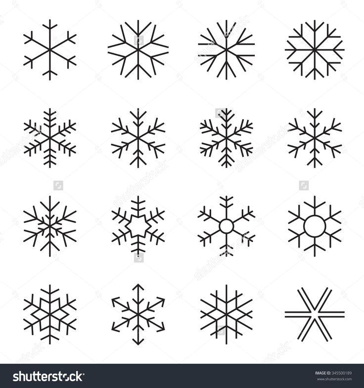 stock-vector-thin-line-simple-snowflake-icons-symbols-of-winter-frost-snow-freezer-refrigerator-frozen-345500189.jpg (1500×1600)