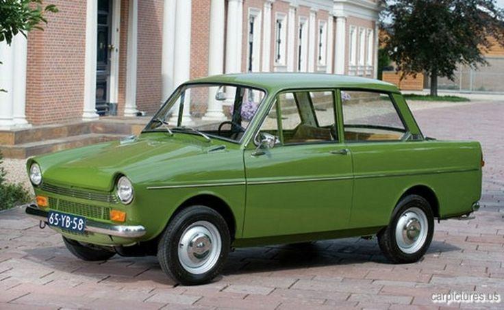 1974 - DAF 33 Variomatic