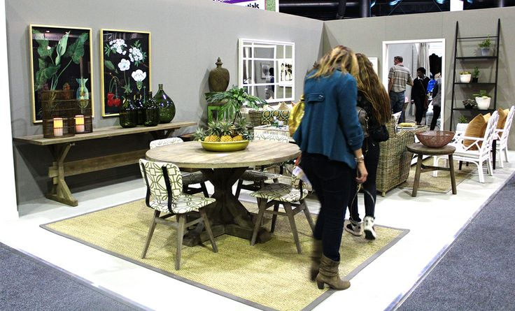 The Silk and Cotton Co. at Grand Designs Live.