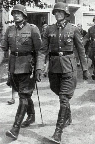 german waffen ss uniforms - Google zoeken
