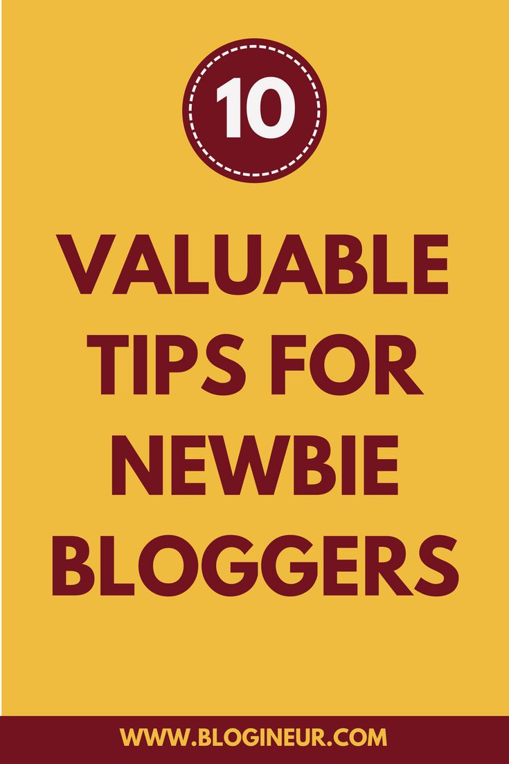 Are you new to blogging? Here are a few tips to get you started on your blogging journey. #blog #blogging #bloggers #tips