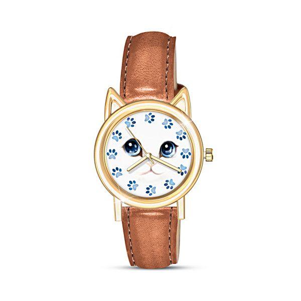 Cat O-Clock Women's Watch