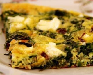 Spinach Frittata | Brunch | Pinterest | Spinach Frittata, Spinach and ...