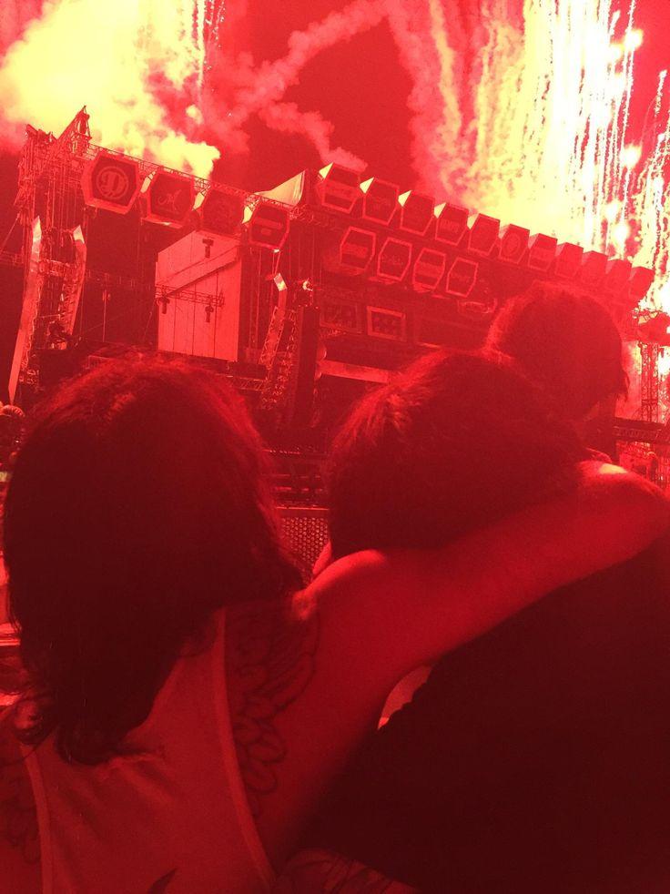 BackStage #HYDE with Hitsugi(NIGHTMARE) #VAMPS #KishidanBanpaku #KishidanExpo #2015