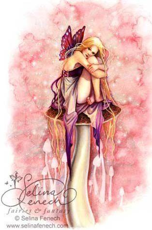 Little Fairy by Selena Fenech