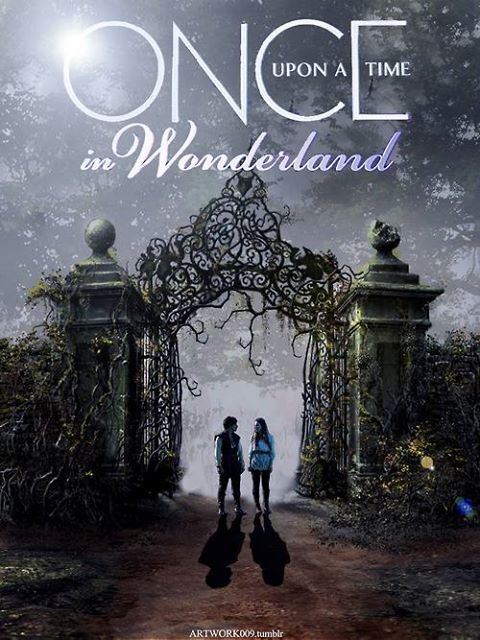 Once Upon A Time in Wonderland I'm so excited I can't wait!!!! It's going to intertwine with once upon a time!!!!!! Yay so magical!