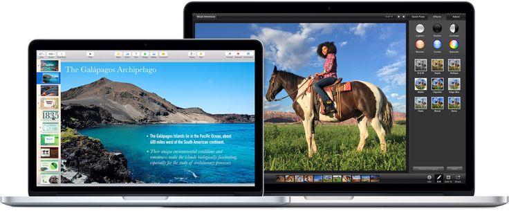 """Apple MacBookPro/Air Enkelhet, men ganska fantasilöst. Ska bli spännande att som det kommer en 12"""" Air med Retina i början på året. Det kan i så fall vara ett reellt alternativ."""