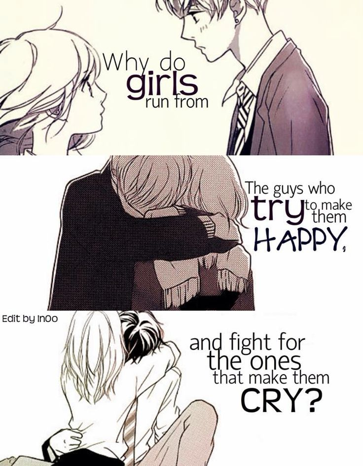 Ya why is that - Depressing anime pictures ...