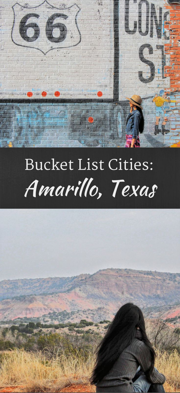Amarillo, Texas is the epitome of the Lone Star State. Find out all the must-sees in this quick guide to this route 66 roadtrip destination.