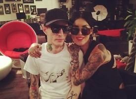 Deadmau5 and Kat Von D Have Broken Up. Interesting.