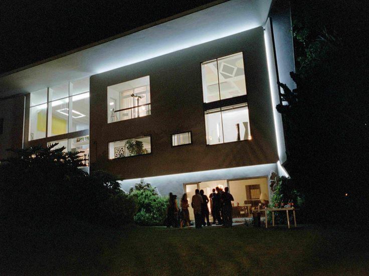documentario sulla Villa Planchart di Giò Ponti a Caracas