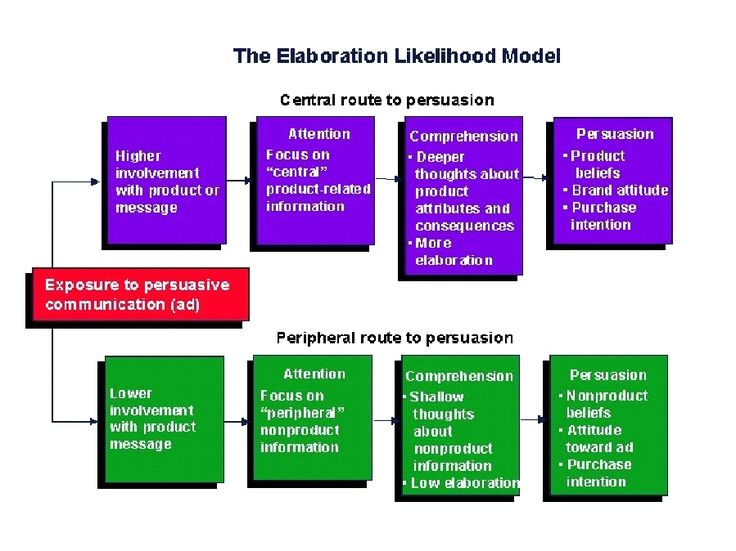 Heuristic-systematic model of information processing