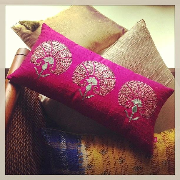 cushions at My Dream Canvas